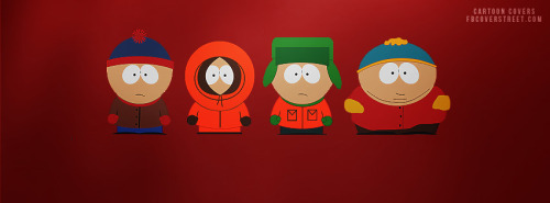 South Park 3 Facebook Cover