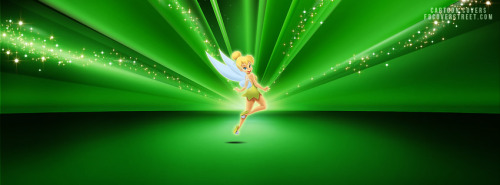 Tinkerbell Facebook Covers