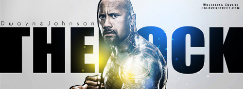 Dwayne Johnson The Rock Facebook Cover
