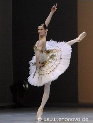 Polina Semionova in Paquita By Enrico Nawrath