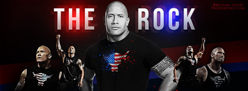 The Rock Facebook Cover