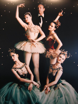 Jewels- George Balanchine