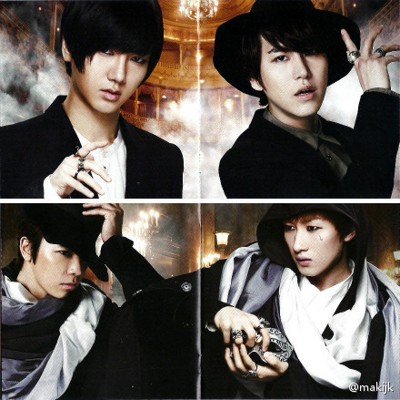 fayerielf:  Opera Scans cr.makijk
