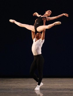 Wendy Whelan in Agon