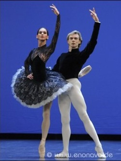 Polina Semionova and Vladimir Malakov By Enrico Nawrath