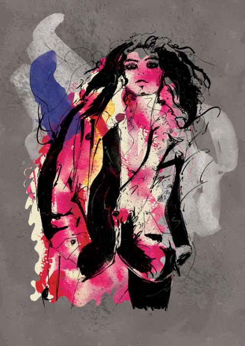 Fashion Illustrator - Johnny Cheuk