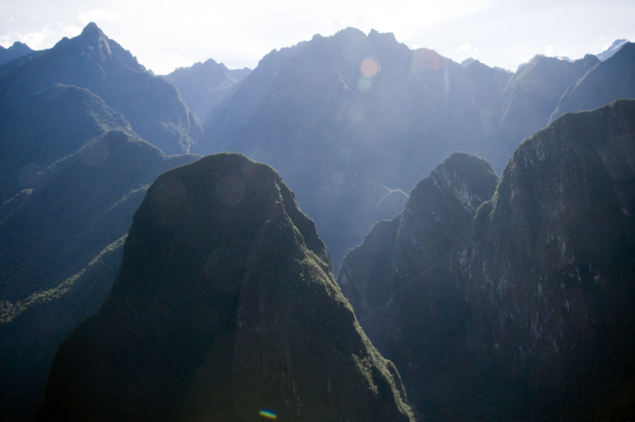 Among the Mountains Machu Picchu, Peru - © Diego Cupolo 2012