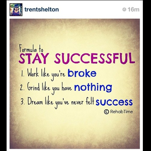 #regram loving this formula! So true (Taken with instagram)