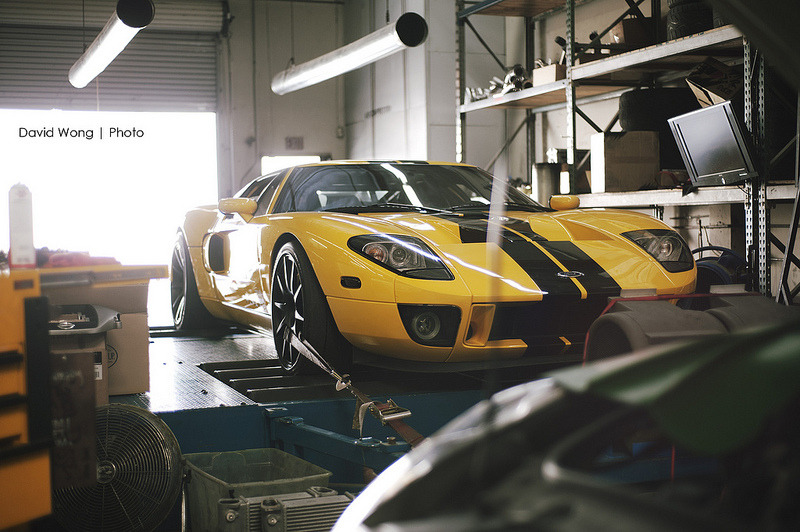 strictimports:  GT40 | Dyno Run