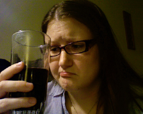 conquering my hunger games feels with wine by the 12-oz glass.