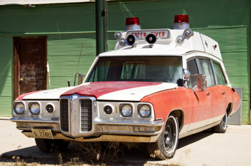 1970 Pontiac Ambulance by Curtis Gregory Perry on Flickr.