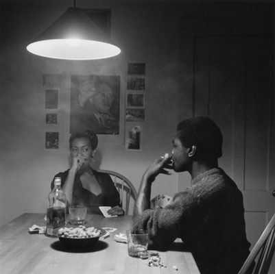 Carrie Mae Weems - From the Kitchen Table Series (1990)