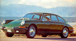 autostream:  An old concept of a 4-door 911… I think this looks way better than the Panamera.