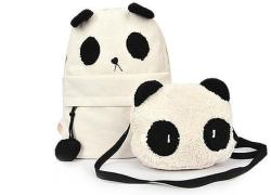 haerim1015:  WHO WANTS TO HAVE THIS CUTE PANDA BAG? :))