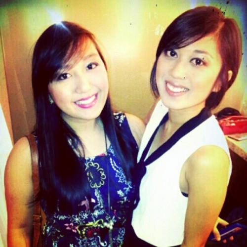 with @mika1993 (Taken with Instagram at Las Vegas)