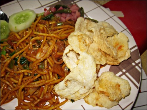 Mie aceh always deliciousooo :D