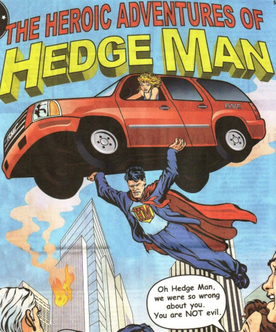 Captain Hedge Fund is Mitt Romney's favorite Avenger…