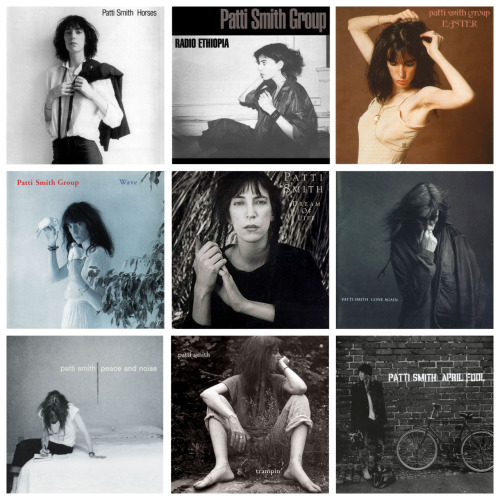Patti Smith, The Covers