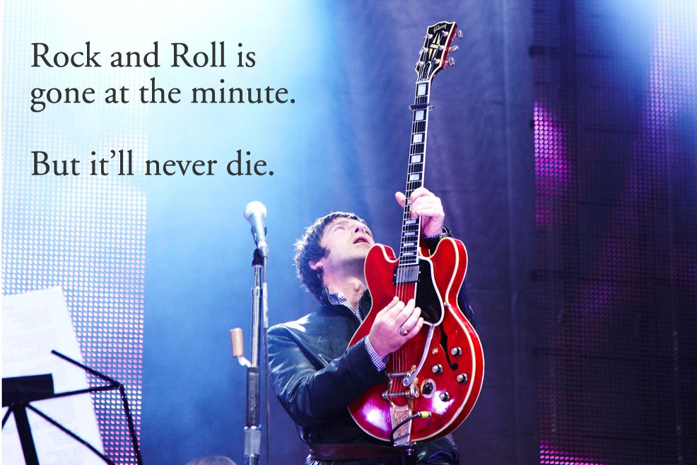 Noel Gallagher's Quotes