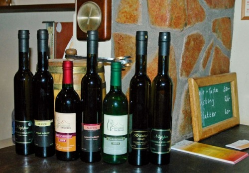 Namibia Wines