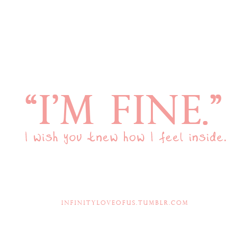 "infinityloveofus:  I'm Fine. Click for more Typo :"">"