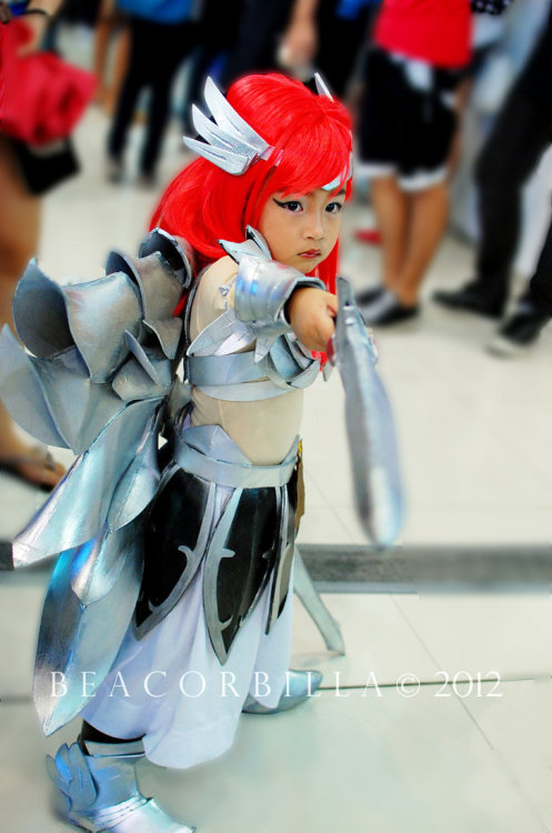 Erza Scarlet (in Heaven Wheel Armor) from Fairy TailPhotographer: nocturne-hime