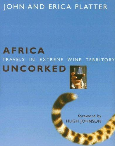 "African Wine Bible ""A vinous voyage across the length and breadth of Africa, a continent more renowned for its famine, drought and deserts. This book reveals that the desire by man to grow vines and produce wine is far greater than environmental constraints. Wine writer John Platter and his wife Erica travel around this vast continent, exploring countries as diverse as Egypt and Ethiopia, Morocco and Mauritius, Algeria and East Africa, tasting their way through an eclectic array of viteous offerings. Engagingly written and hilarious in places, the Platters describe their safari in detail, drawing in the reader and making them feel a part of their great adventure. A must for all wine lovers and travel enthusiasts.""                                                 — Lucy Watson on ""Africa Uncorked"""