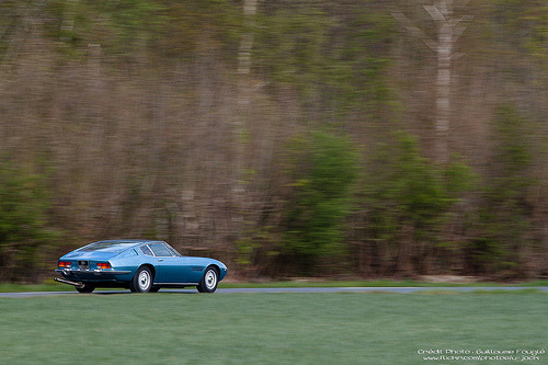 carpr0n:  My world keeps spinning Starring: Maserati Ghibli (by U-Jack)