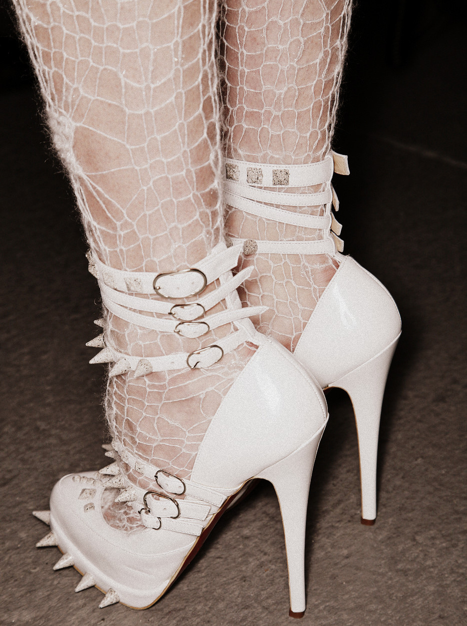 fffuckyeahboots:  Rodarte Autumn/Winter 2008