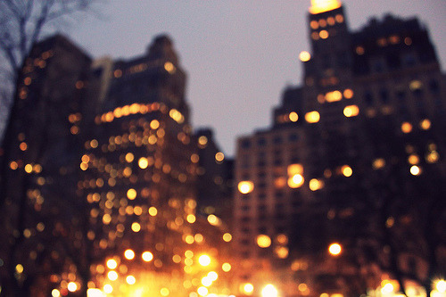 New York. (by DayenaC)