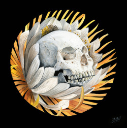 La vie et la mort   by Melissa Hartley