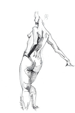 submission from leewoodman —————————————————————- Life Drawing. Lee Woodman 2011