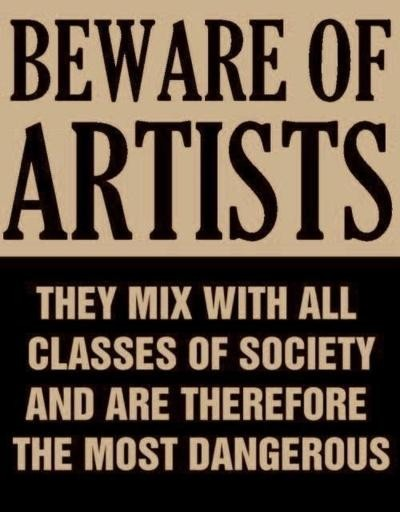 mixstirshake:  Propaganda poster used by Senator Joe McCarthy in the mid 1950s.