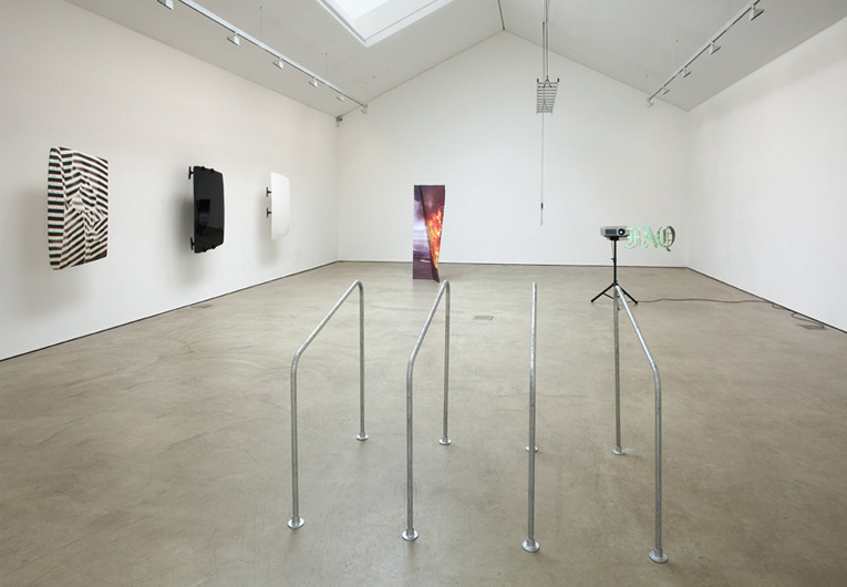 "View of ""CONVERSION"", Wilkinson Gallery, London"