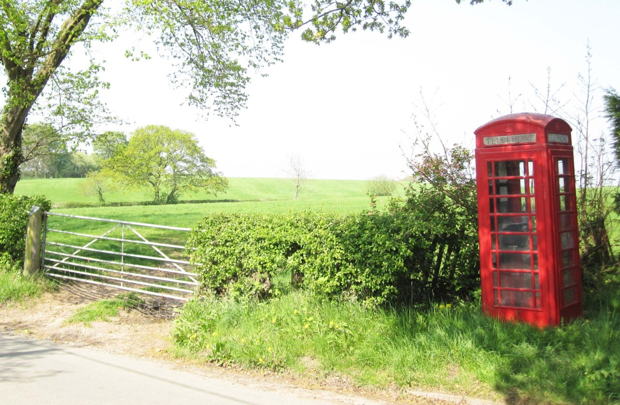 "England, This England. ""There are only 11,000 red boxes still in use and 2,500 of them enjoy grade II listed status (meaning that they are protected because of their exceptional architectural merit), and in the age of the mobile phone they can only get rarer. In 1992 BT had 92,000 phone boxes but that number has now dropped to just 51,000 (and counting)."" HERE"