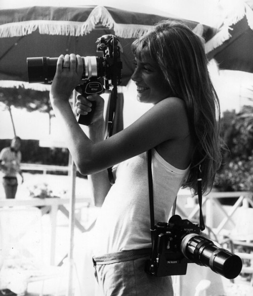 Jane Birkin, our inspiration. Source- Getty Images at our blog in Vogue.  ❤