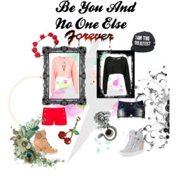 Be You And No One Else… Forever by crystaldelay featuring anchor shortsLulu and Co tattoo tee, $75Embroidery shirt, $48Long sleeve top, $48Club L denim jean shorts, 199 SEKGiuseppe Zanotti zipper shoes, $995See by Chloé arch shoes, $260Silver jewelry, $12New Era embroidery hat, $79bright red diamante cherry belly bar, £6