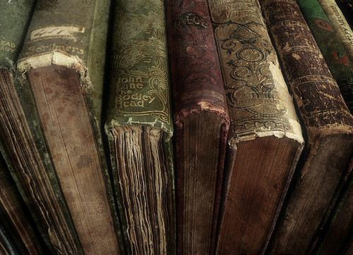 """Old books exert a strange fascination for me — their smell, their feel, their history; wondering who might have owned them, how they lived, what they felt.""  —Lauren Willig"