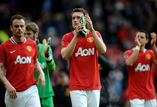 "keepcalmandlovemanchesterunited:  ""The professionalism of Manchester United today was exemplary. They were probably watching the game beforehand and when Manchester City got those two late goals it could have really deflated them. Manchester United are serial winners. What makes them great winners is how they respond to not winning trophies. So if it is not for them this year, when you look at their history, they always come back the next year and win, so they will be there or thereabouts next season."" - Swansea City boss, Brendan Rodgers (Premier League 2011/12: Manchester United 2 - Swansea City 0)"