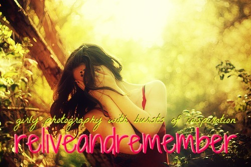 reliveandremember banner