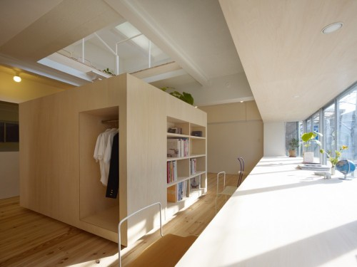 architekturdesign:  House in Megurohoncho / TORAFU ARCHITECTS   Simple Elegance…