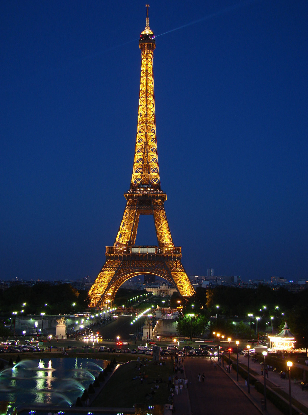 Eiffel Tower, Paris  ♥ ♥ ♥ ♥