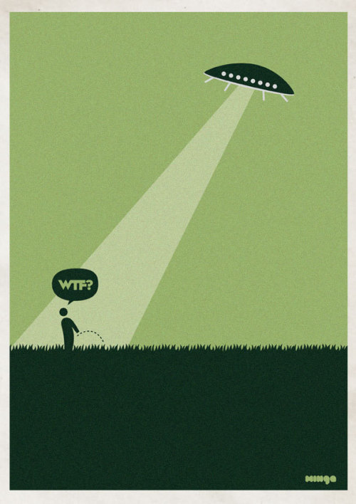 inspirationfeed:  (via Cleverly Hilarious WTF Posters By Estudio Minga)