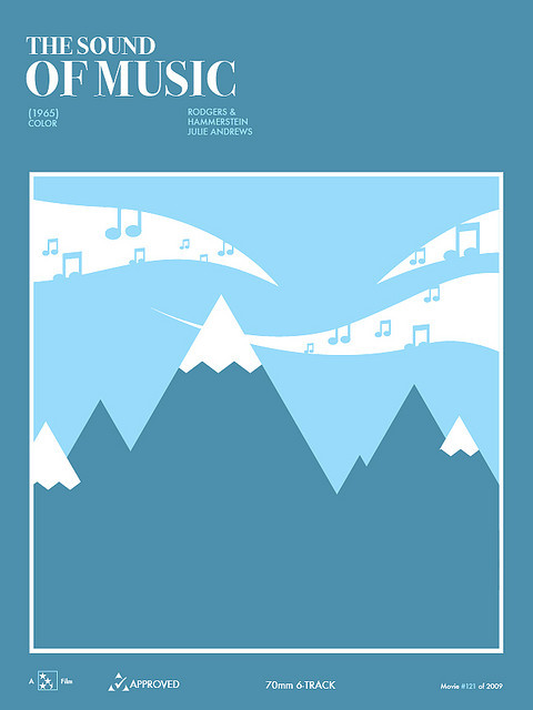 The Sound of Music by Jon Correll somepackages's request