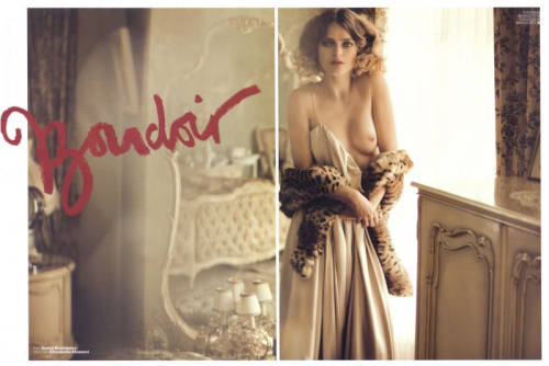 New blog post - Monday Morning Pretty: Edwardian Inspired Boudoir