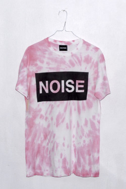"Get our friends new brand  ""NOISE"" Tee!"