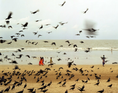 Juhu Beach, Mumbai, India Ambroise Tézenas
