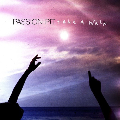 "Passion Pit's new album Gossamer is out July 24 and they'll be playing September 3 at Bumbershoot. But you knew that already.   pitchfork:  Listen to the stomping (and surprisingly political) new Passion Pit single, ""Take a Walk""."