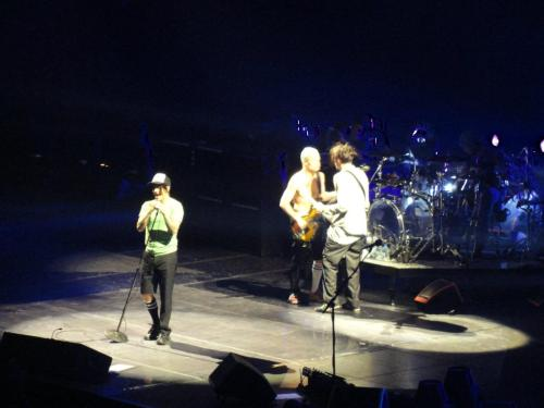 Red Hot Chili Peppers - May 4th performance - Prudential Center, Newark, NJ