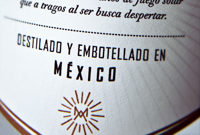 (via Mezcal Amores - The Dieline: The World's #1 Package Design Website -)
